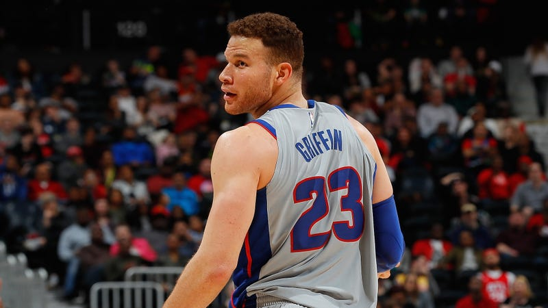 Palimony Lawsuit Claims Blake Griffin Beefed With Chris Paul Dumped