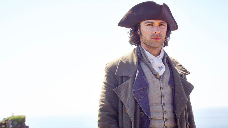 Illustration for article titled Sad News: No More Shirtless Scything in Poldark Season 2