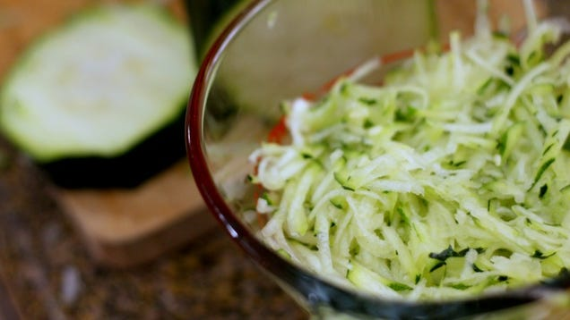 The Easiest, Tastiest Way to Use a Bunch of Zucchini