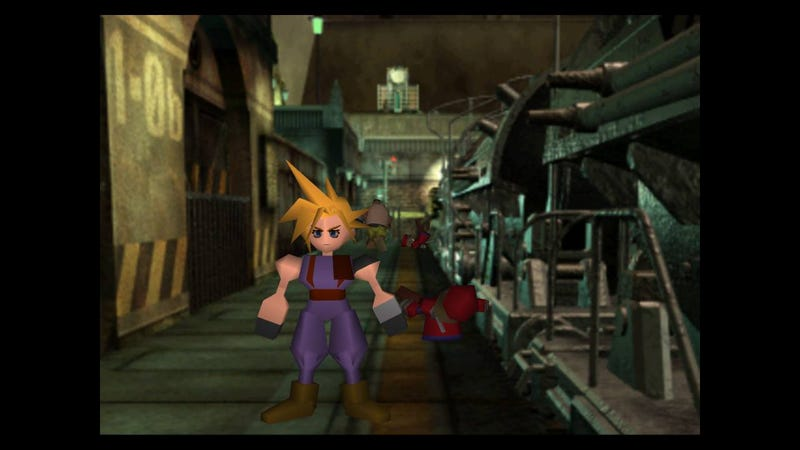 Illustration for article titled Twenty-Two Years Later, Nintendo Gets Final Fantasy VII