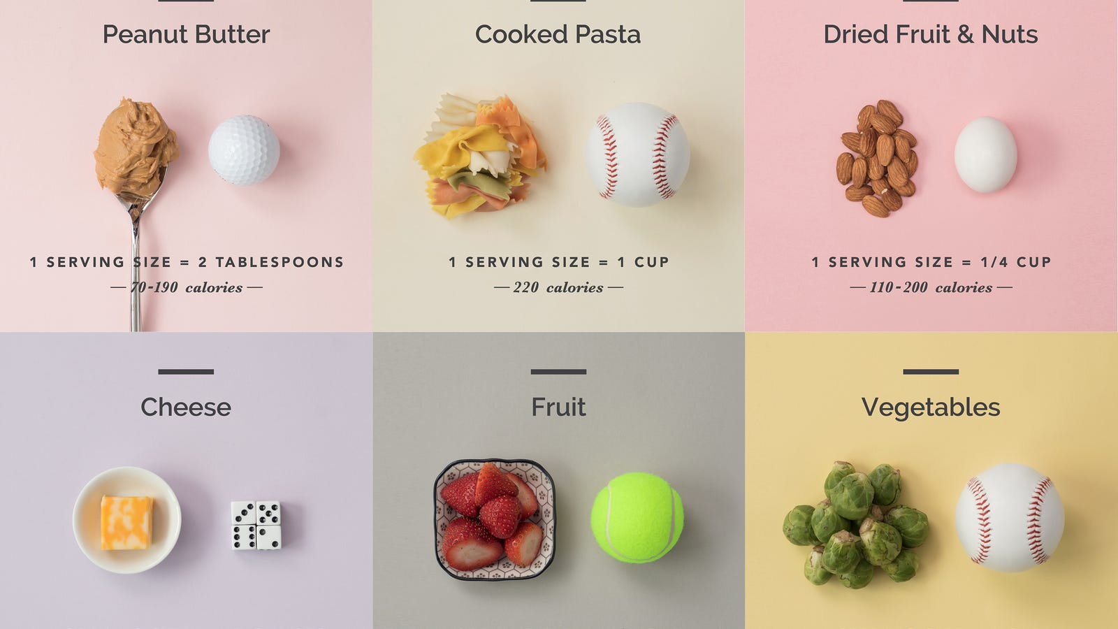 Lose It! Has a Built-In Visual Guide to Help You Figure Out Serving Sizes