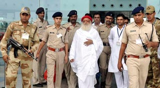 Illustration for article titled Indian Guru charged with raping teenage girl