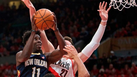 e2ab147d981b Jrue Holiday Decided The Pelicans Would Win (And They Did)
