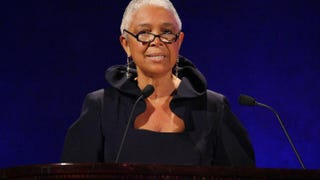 Camille Cosby in 2008 Bryan Bedder/Getty Images for the Jackie Robinson Foundation
