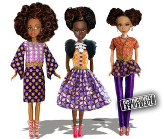 Queens of Africa dolls Queens of Africa