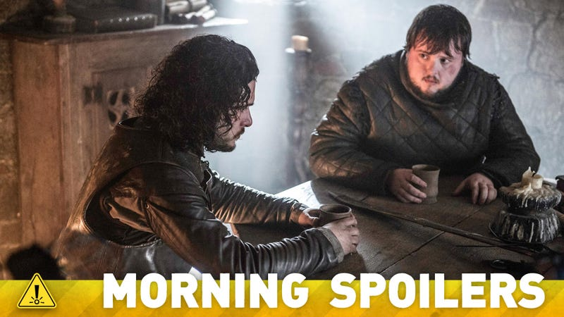 Illustration for article titled What Do These Game Of Thrones Season Finale Photos Reveal?