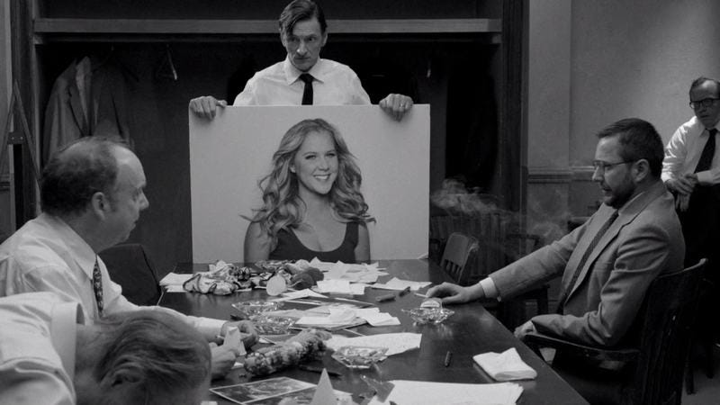 Inside Amy Schumer's 12 Angry Men