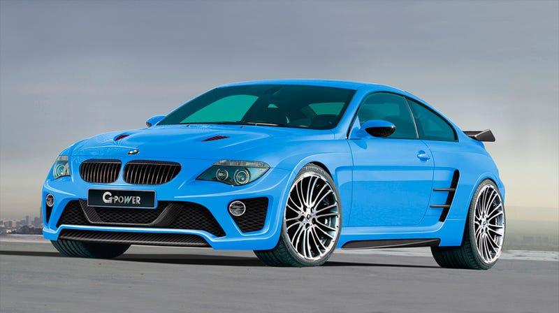 G Power Hurricane CS Claims Worldu0027s Fastest BMW Coupe, 228 MPH Top Speed