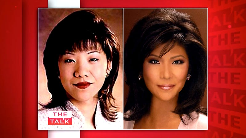 Illustration for article titled Julie Chen Swears She Didn't Get That Nose Job You Assumed She Got