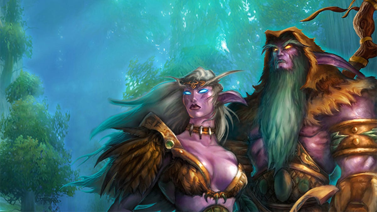 A Brand-New Unofficial Vanilla World Of Warcraft Server