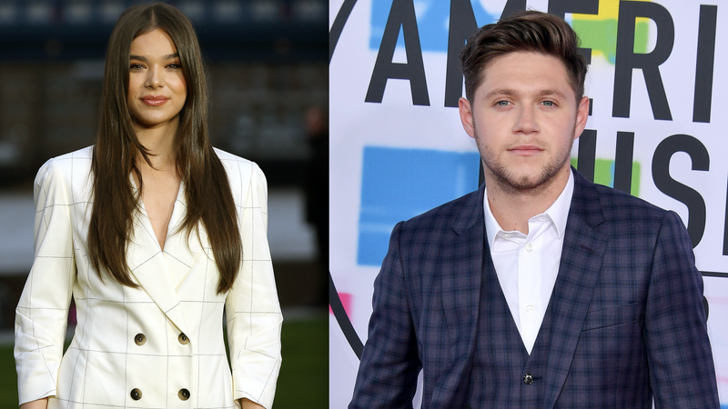 Illustration for article titled Hailee Steinfeld and Niall Horan, Who I Definitely Knew Were Dating, Have Broken Up