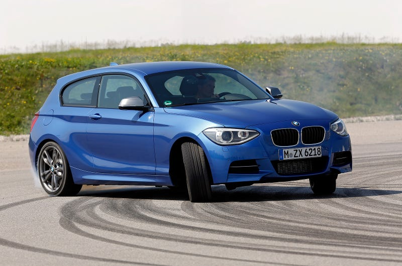 Illustration for article titled The BMW M135i Is The New ZM Coupe