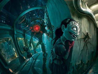 Illustration for article titled Frankenreview: BioShock 2