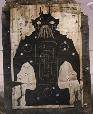 Illustration for article titled Practice Your Alien Target Shooting In The District 9 Online Game