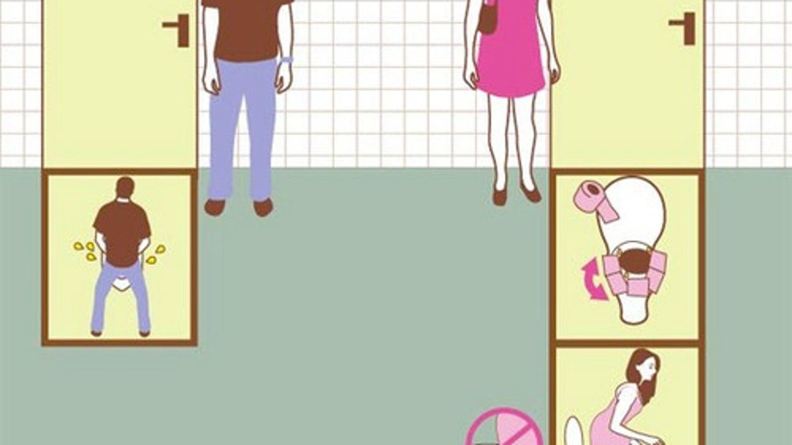 Guide To Bathroom Hygiene For Men Amp Women
