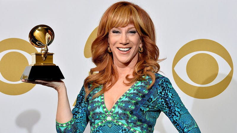 Illustration for article titled Kathy Griffin Says She Wouldn't Have Told Giuliana Rancic's Zendaya Joke
