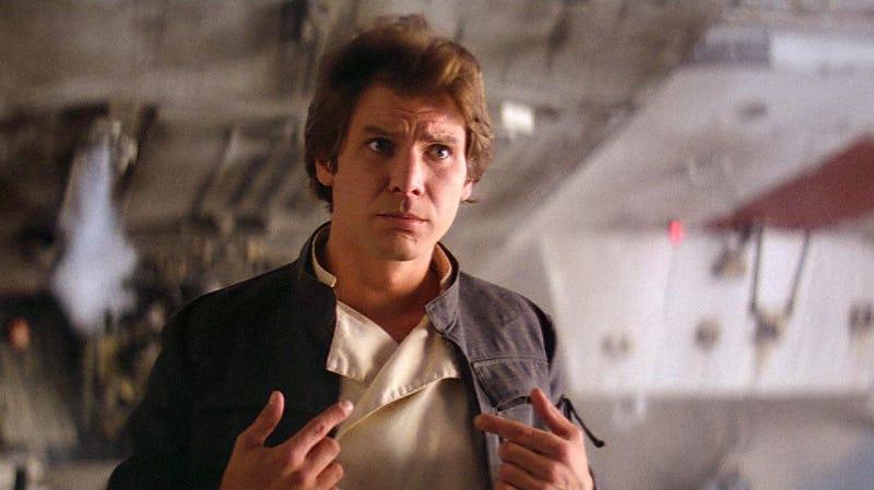 Illustration for article titled Que no cunda el pánico: Disney no le cambiará el nombre a Han Solo