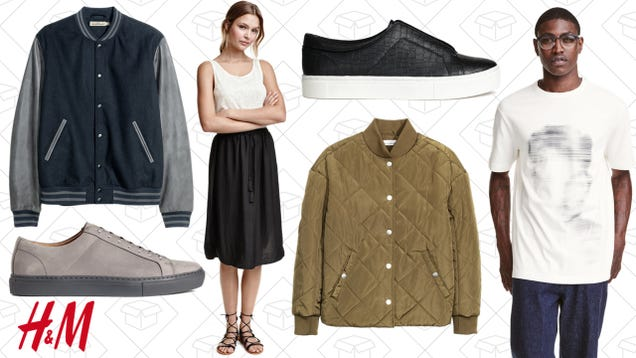 H&M s Huge, Up to 60% Off Sale is Worth the Time It ll Take to See It All