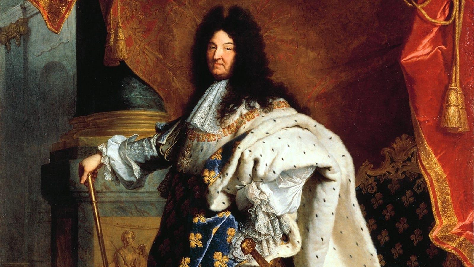 Así fue como Luis XIV puso de moda las fístulas anales y cambió la historia de la cirugía