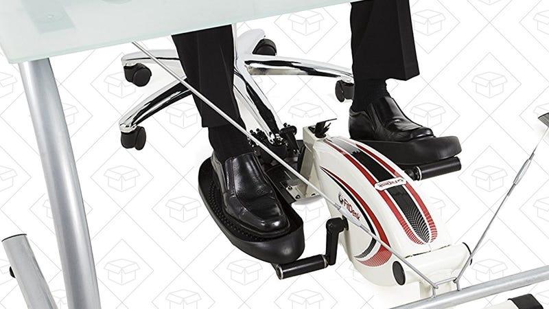 FitDesk Under Desk Elliptical Trainer | $80 | Woot