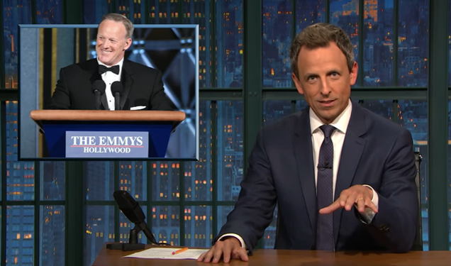 Seth Meyers examines how the Trump-Russia conspiracy is crumbling in a tower of babble on Late Night