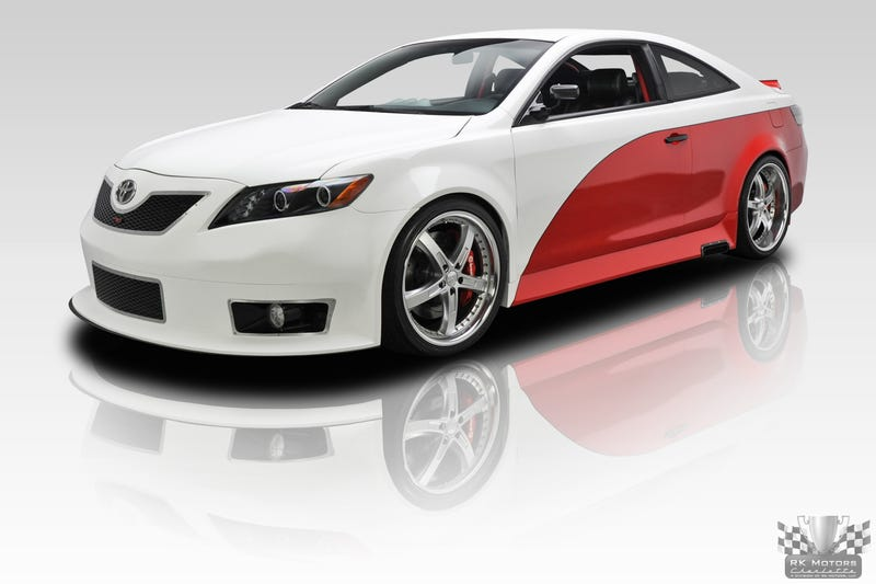 Illustration for article titled An awesome $160,000 Toyota Camry to die for.