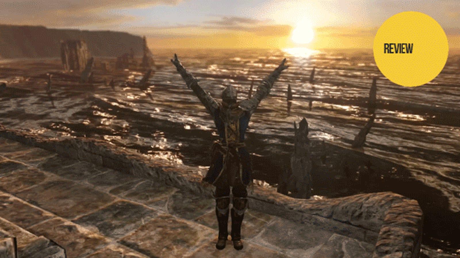 Dark Souls 2 Review: Dark Souls II: The Kotaku Review