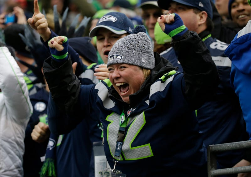 Illustration for article titled Let's Laugh At These Poor Seahawks Fans Who Left The Game Early