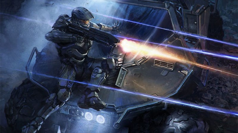 Banned from Halo 4 (Xbox 360)