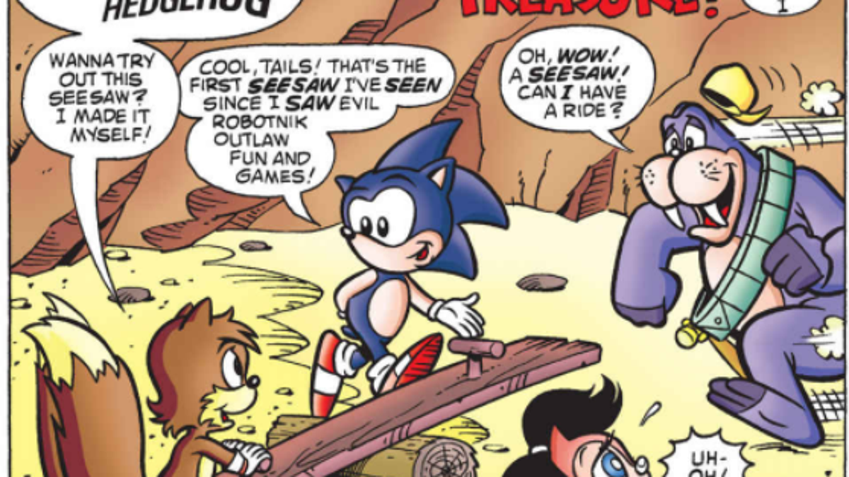 Saying Farewell To Three Decades of Weird Sonic the Hedgehog