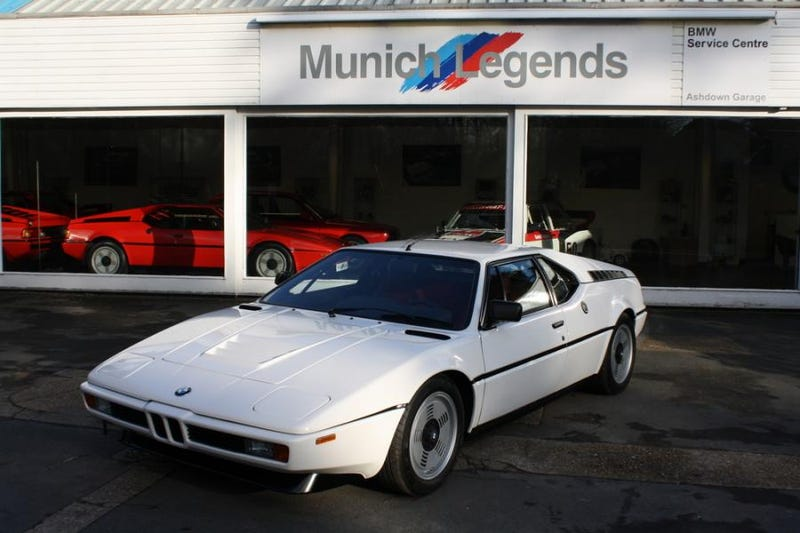 Oh Em Gee Used Bmw Dealer Has A Bmw M1 For Sale