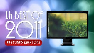 Illustration for article titled The Most Popular Featured Desktops and Home Screens of 2011