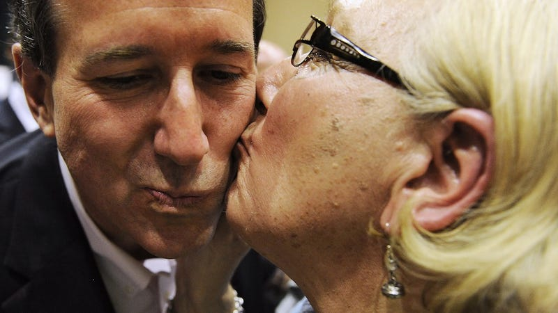 Illustration for article titled Rick Santorum Definitely Hates Porn, But He Certainly Doesn't Mind Profiting From It