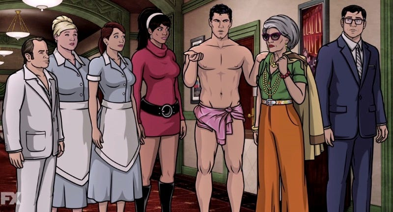 archer renewed for three more shorter seasons