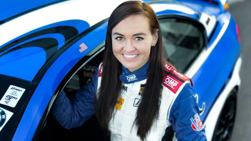 Illustration for article titled Ask BMW Racer Ashley Freiberg Anything You Want