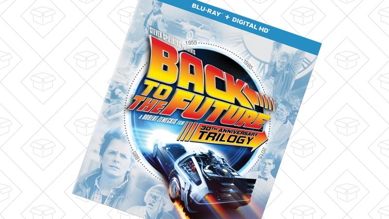 Back to the Future 30th Anniversary Trilogy, $20