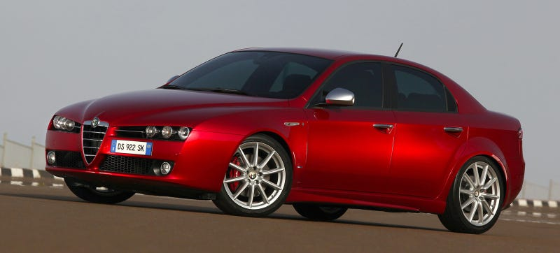 Illustration for article titled The Next Generation Of Alfa Romeo Sedans Is Coming Next Summer
