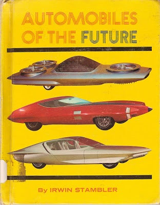 Illustration for article titled Automobiles of the Future (1966)