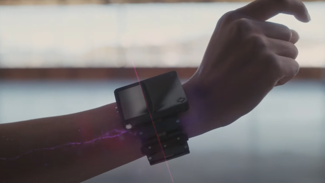 Facebook Teases Futuristic Wrist-Based Wearable That Will Let You Control AR With Your Mind