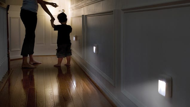 Wireless Emergency Lights Can Brighten Up Your Next Power