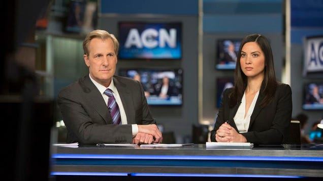 The Newsroom might come back to finally fix journalism once and for all