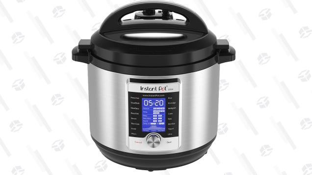 The Powerful Instant Pot Ultra Is Cheaper Than Ever, In Two Different Sizes
