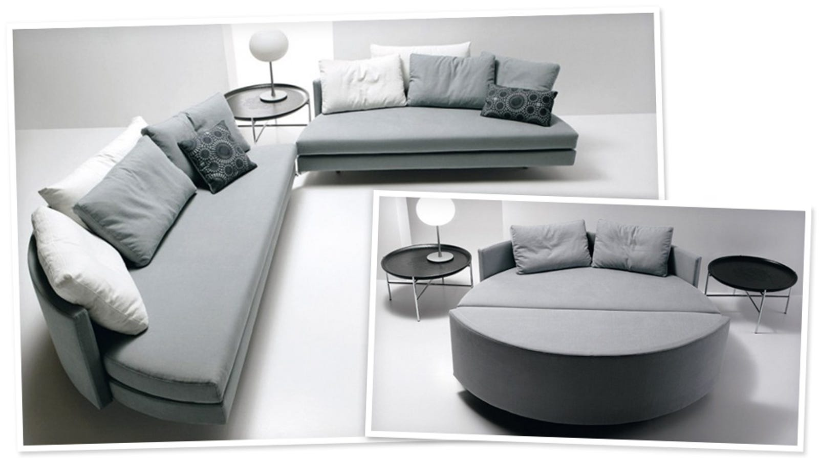 you don 39 t need an engineering degree to transform this sofa bed. Black Bedroom Furniture Sets. Home Design Ideas