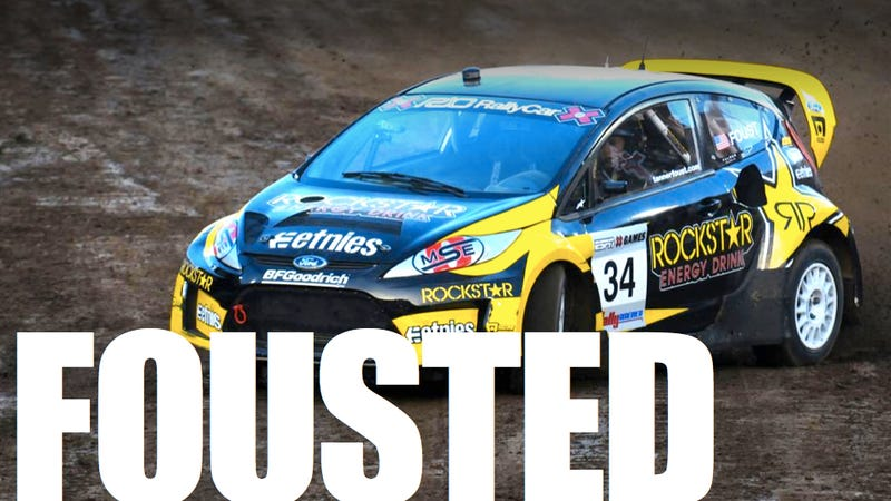 Illustration for article titled Ford hires Tanner Foust, doesn't fire Ken Block for wearing shorts