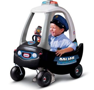 Illustration for article titled Great Moments in Stupidity: Kid Mods Car Into Cruiser, Pulls Over Cop