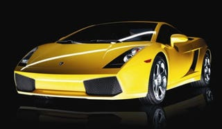 Illustration for article titled Bullish on Lightness: The Lamborghini Gallardo Superleggera