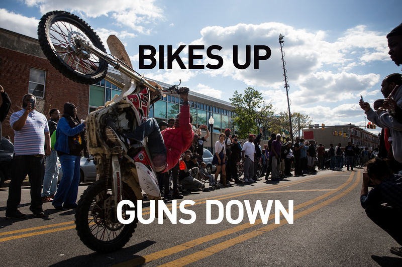 Illustration for article titled Baltimore Cops Have Found A New Enemy: Dirt-Bikers
