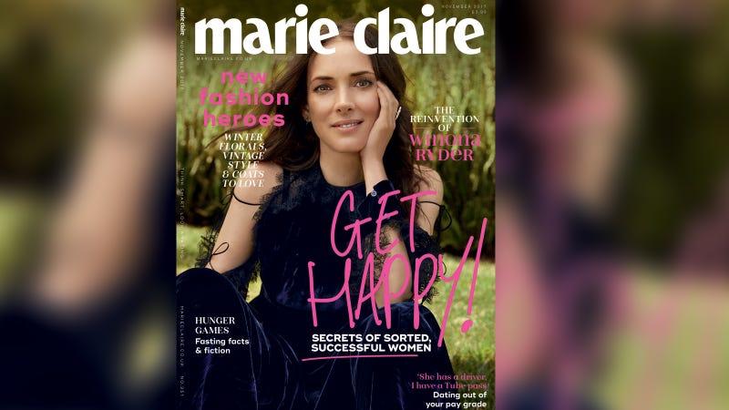 Image via Marie Claire