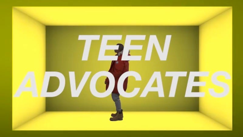Illustration for article titled This Video of Teens Rapping About Sexual Health to 'Hotline Bling' Is Too Much