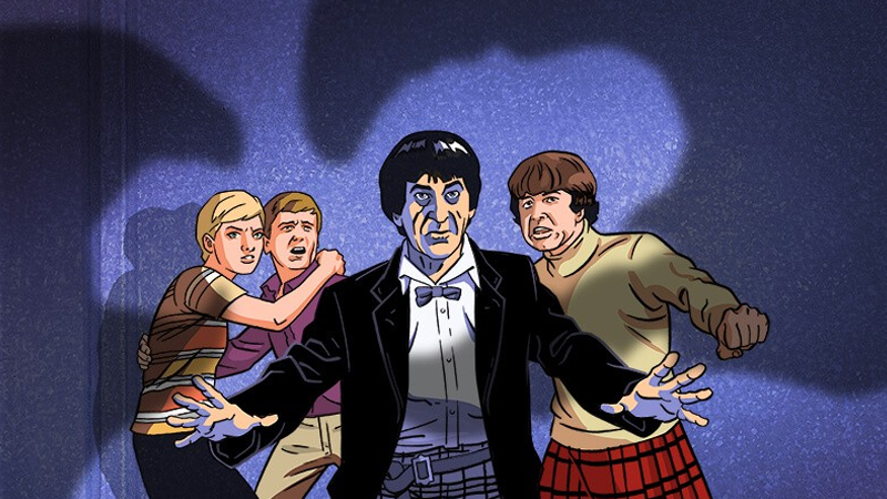 The Doctor and their friends face the Macra Terror!